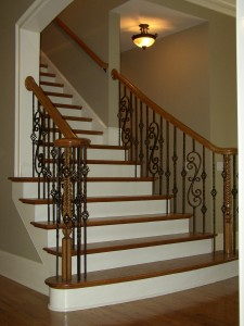 fine finished staircases